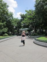 Parque de la Marimba, Tuxtla